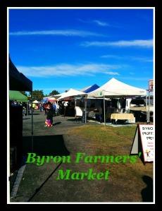 byron farmers market for pintrest