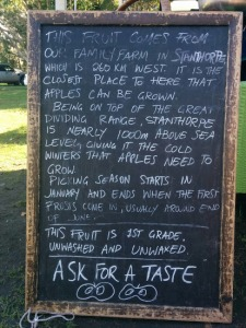 stanthorpe apples
