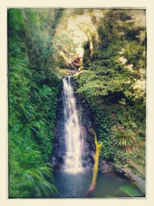 Tooloona Falls reworked by google photos!