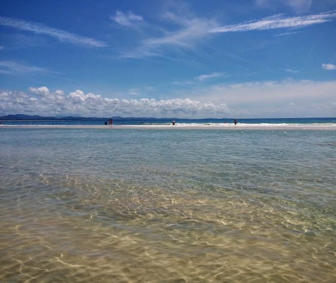 beach wallow