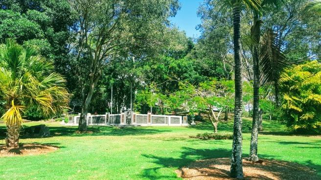 kokoda memorial cascade gardens